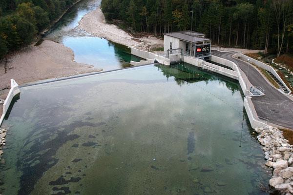 Kraftwerk in Mühltal