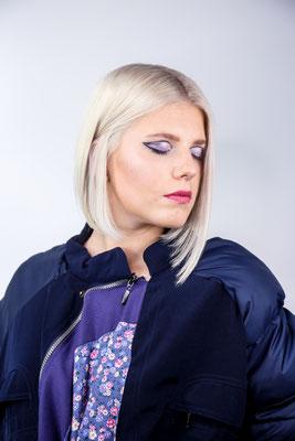 Photo: Stephan Schneemann Hair & Make-up: Backstage Hairconcept / Stephan Schneemann & Make-up Society / Natalia Model: Josi