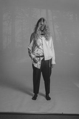 Photo: Julian von Gizycke Hair&Make-up: Caro Dette Model: Lisa