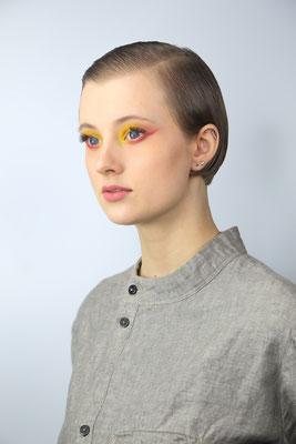Photo: Stephan Schneemann Hair & Make-up: Elnaz Model: Sandra