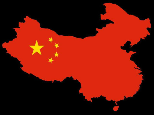 China we are coming!