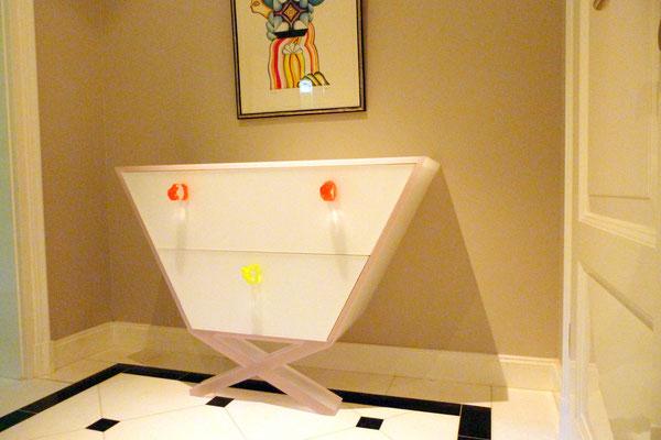 sideboard plexiglas acrylglas möbel
