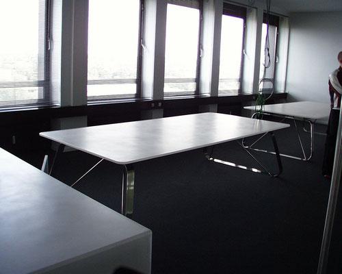 konferenztisch plexiglas acrylglas