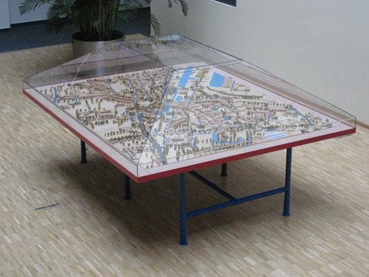 haube museum plexiglas acrylglas