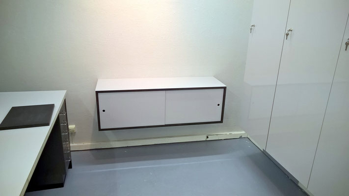 sideboard acrylglas holz