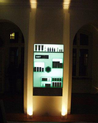 regal licht möbel plexiglas acrylglas