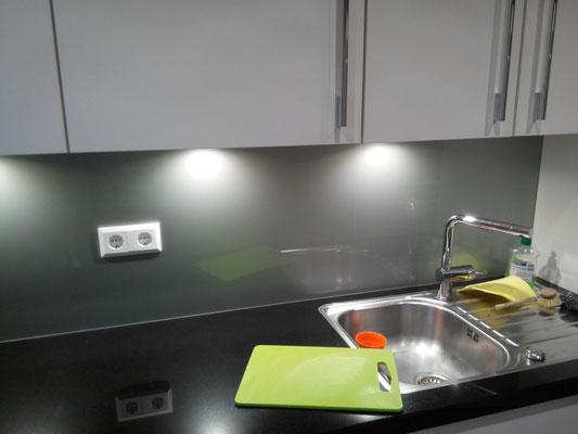 küchenspiegel rückwand plexiglas acrylglas