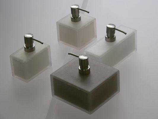 seifenspender acrylglas
