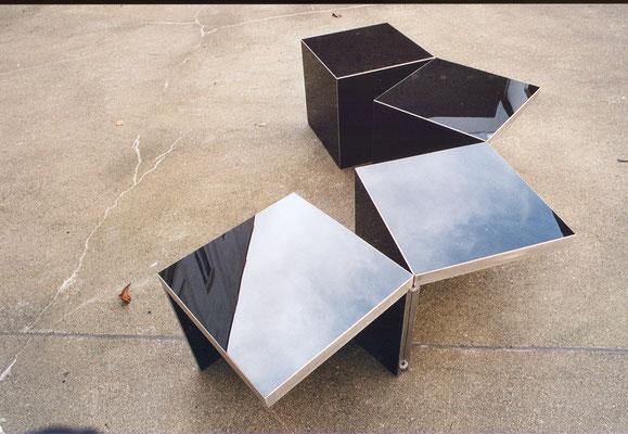 dominotisch plexiglas acrylglas möbel