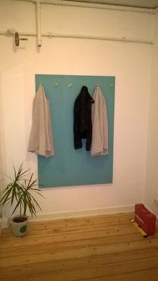 garderobe plexiglas acrylglas möbel