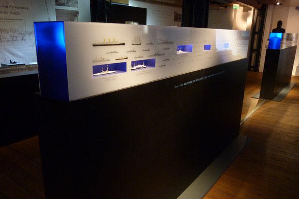 display plexiglas acrylglas druck