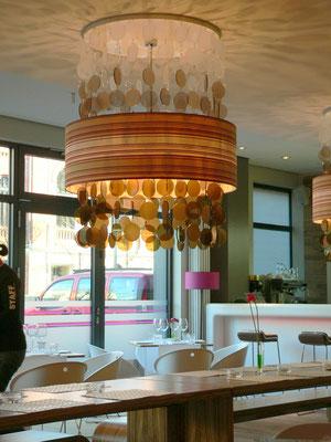 lampe 1970er jahre plexiglas acrylglas hotel