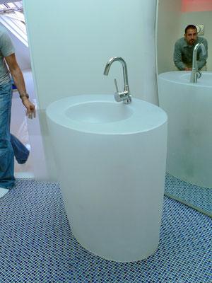 waschtisch waschbecken plexiglas acrylglas