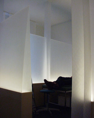 raumteiler plexiglas acrylglas