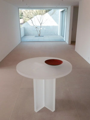 esstisch plexiglas acrylglas möbel
