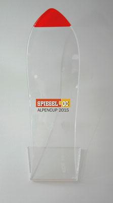 acrylglas siebdruck