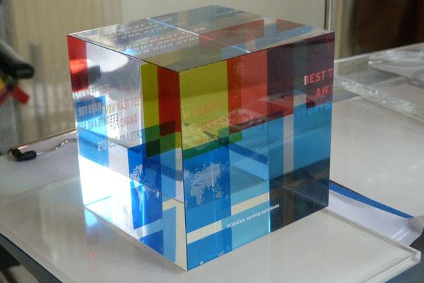 acrylglas farbig
