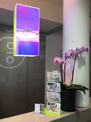 lampe leuchte plexiglas acrylglas