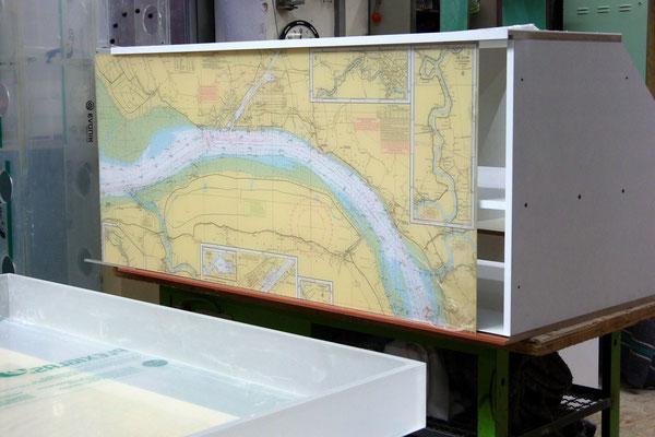 sideboard plexiglas acrylglas