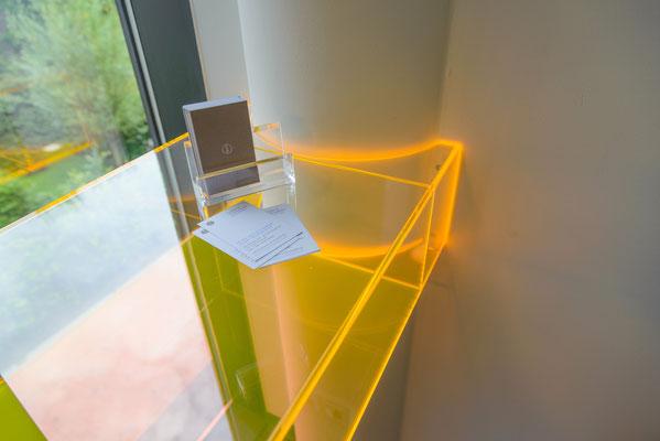tresen arztpraxis wartezimmer plexiglas acrylglas
