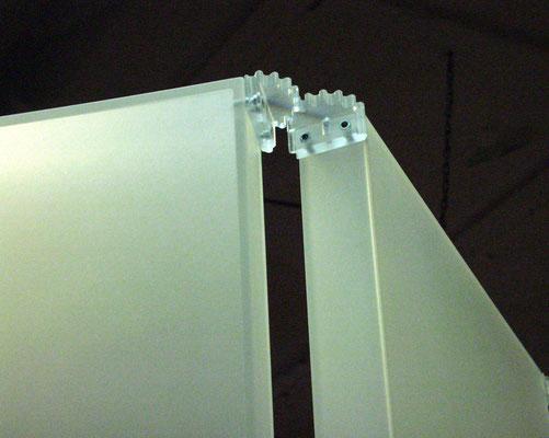 paravent plexiglas acrylglas