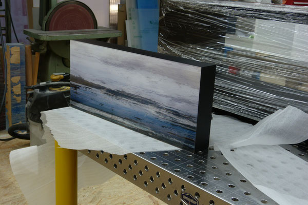 bilderrahmen kunst plexiglas acrylglas