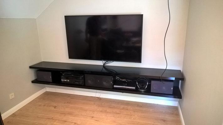 tv-möbel plexiglas acrylglas möbel