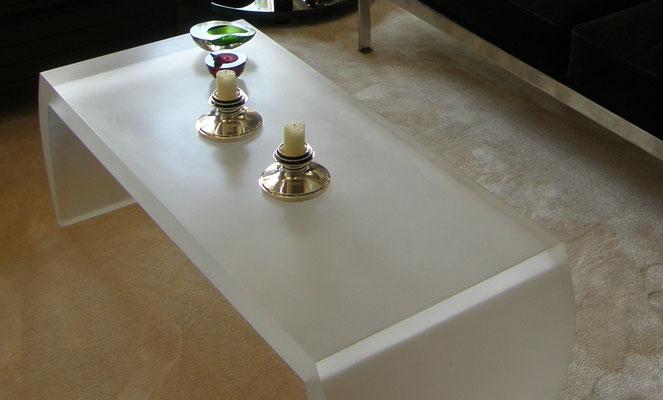 couchtisch plexiglas acrylglas möbel