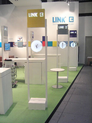 messe display plexiglas acrylglas