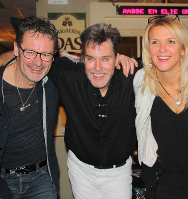 Met vrienden voor het leven: Peter de Krijger en Ellen Minderhoud