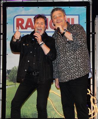 Hessel (RadioNL) duetje in de Brabanthallen)