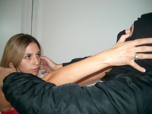 Frauen Selbstverteidigung 3