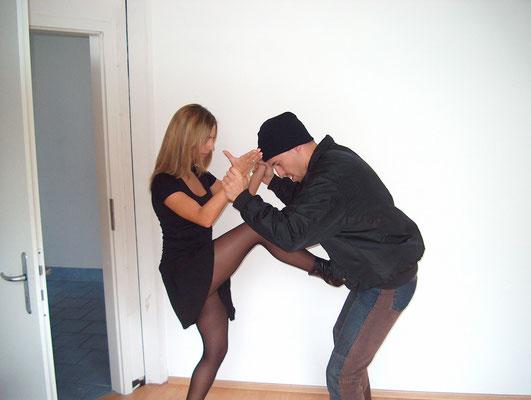 Frauen Selbstverteidigung 5