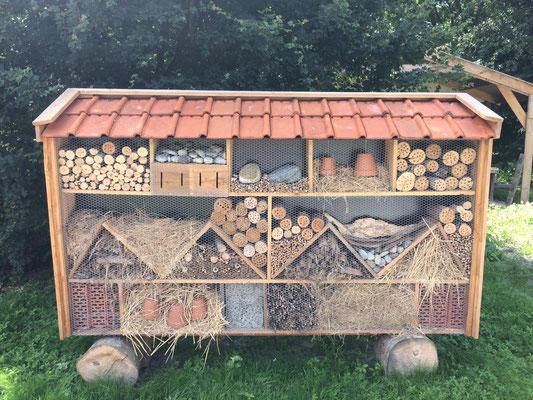 Het insectenhotel