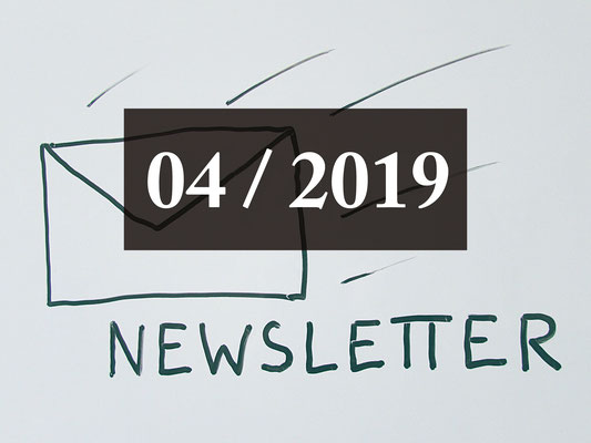 Newsletter SLEC Avril 2019