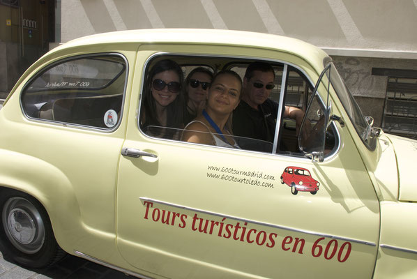 Tour turistico Madrid