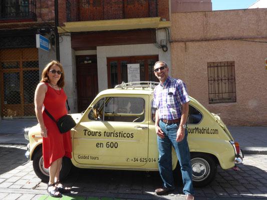 tour turistico 600 tour madrid