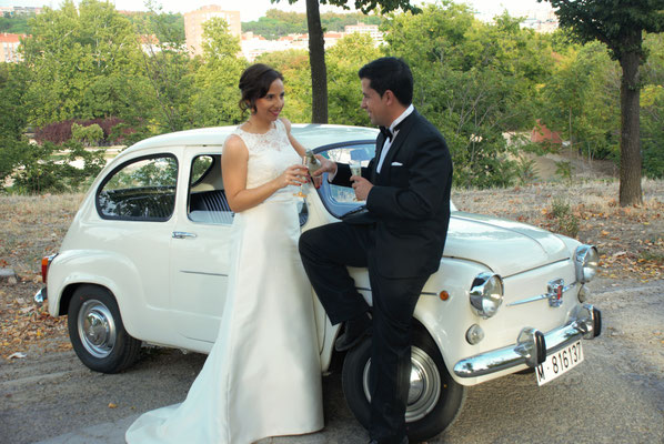seat 600 fotos boda