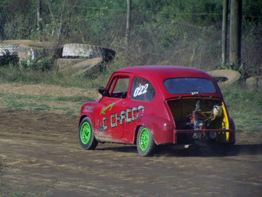 carreras seat 600