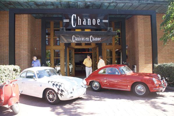 Clásicos en Chanoe Madrid