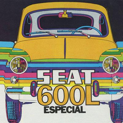 seat 600 l especial