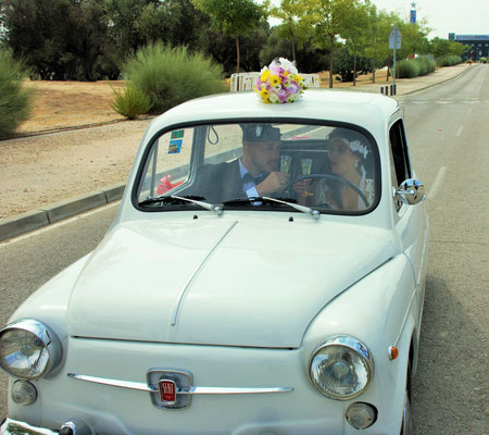 seat 600 decoration boda