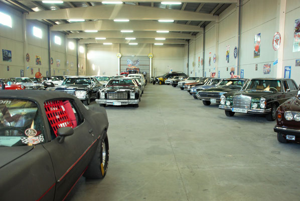 visita a House of Cars