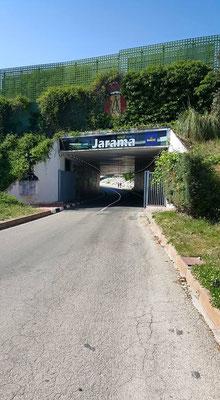 Entrada Jarama