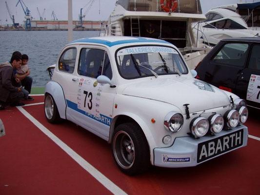 Seat 600 Rallye