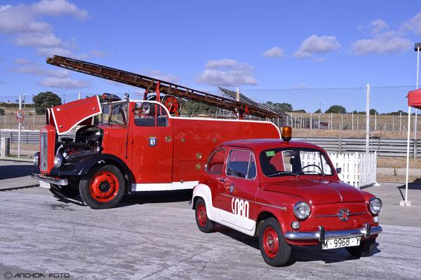 seat 600 bomberos