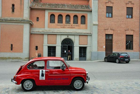 Visita El Pardo Madrid