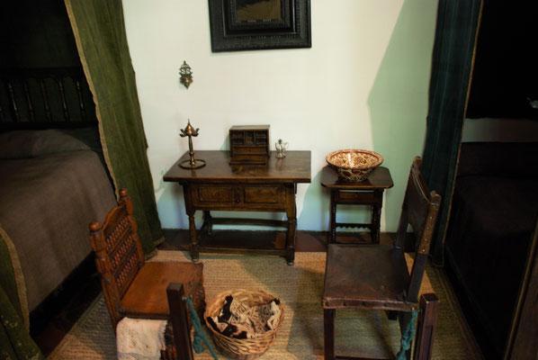 Casa museo Lope de Vega Madrid