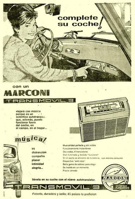 seat 600 radio
