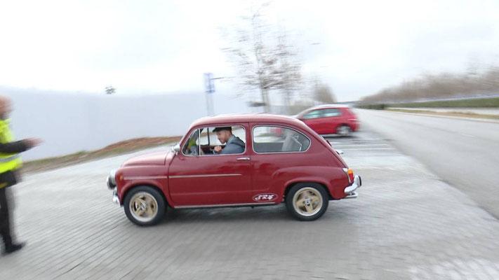 Sergio Ramos Seat 600